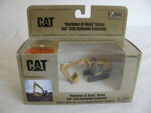 Norscot 1/87 Scale Die-Cast Caterpillar Cat 315C Hydraulic Excavator #55183 NOS