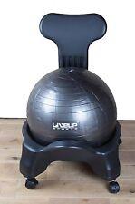balance posture chair with ball