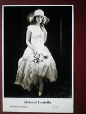 POSTCARD DOLORES COSTELLO ( 3 )