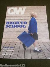 QUALITY WORLD - UK EDUCATION - JULY 2011
