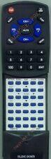 Replacement Remote for ZENITH DTT900, DTT901, E225515, DDT901