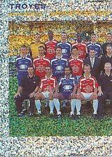 N°359 EQUIPE TEAM 1/2 TROYES ATAC VIGNETTE PANINI FOOTBALL STICKER 2000