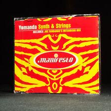 Yomanda - Synth And Strings - music cd EP