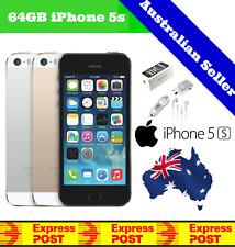 (NEW & SEALED) Apple iPhone 5s | 4G Smartphone | Factory Unlocked | Grey 64GB