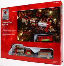 Home Accents Holiday Christmas Tree Train Set Mounts in Tree or Floor New 9'