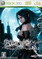 Used Xbox 360 Bullet Witch  MICROSOFT JAPAN JP JAPANESE JAPONAIS IMPORT
