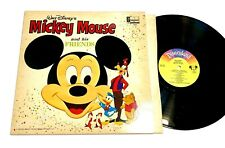 Walt Disney 's Mickey Mouse And His Friends Lp vg+