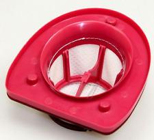 Filtre Rouge Aspirateur Rowenta CLEANETTE OUVERTURE DE SESSION 3.6 V RS-AC3567