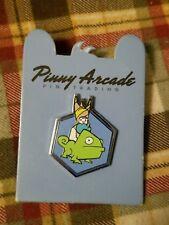 Pinny Arcade PAX Prime 2015 Jerkimedes Pin The Behemoth Pit People Lizard King