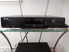 Philips CDR 870 CD Recorder near Mint Condition Rarely Used from My Collection