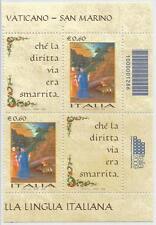 REPUBBLICA ITALIANA - 2009 Lingua italiana con codice a barre 1286