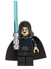 Lego Star Clone Wars BARRISS OFFEE Lightsaber Minifigure Minifig 9491