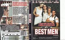 Best Men-1997-Dean Cain-Movie-DVD