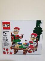 LEGO Seasonal Little Elf Helpers 2016 (40205) New in Box