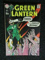 Green Lantern #71  Sept 1969  Very High Grade!!