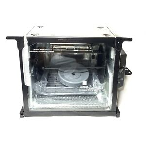 Ronco Compact Showtime Rotisserie BBQ Oven 3000 Black & Stainless Never Used