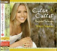 COLBIE CAILLAT-BREAKTHROUGH-JAPAN CD BONUS TRACK E50