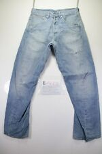 levis engineered Destruido (Cod. E1473) Tg45 W31 L34 vaqueros usados