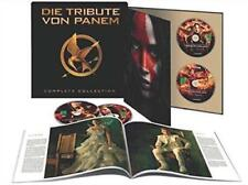 Die Tribute von Panem (Limited Complete Collection) [DVD]  NEU OVP