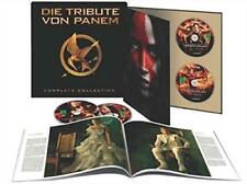 VERSCHWEISST  Die Tribute von Panem - Complete Collection  Limited Edition 8 DVD