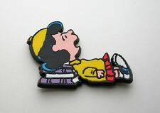 1990s Applause Peanuts Gang C Brown's Lucy Refrigerator Magnet Figure NEW NOS