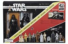 "Star Wars Black Series - 40TH ANNIVERSARY LEGACY PACK - 6"" Darth Vader - Kenner"