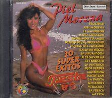 Fiesta 85 Piel Morena 20 Super Exitos CD New Nuevo Sealed