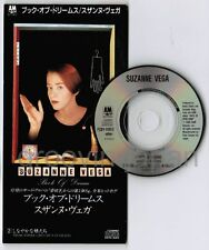 """SUZANNE VEGA Book Of Dreams JAPAN 3"""" CD PCDY-10012 Unsnapped/Unfolded FREE S&H"""