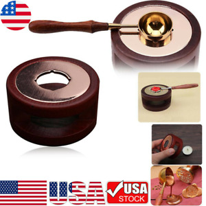24 Colors 12 Vintage Envelopes Wax Melting Spoon Wax Seal Warmer PAKASEPT Wax Seal Kit 624 Octagon Wax Seal Beads with 4 Sealing Wax Candles 2 Wax Stamp and 2 Marker Pen for Wax Stamp Sealing