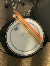 Remosnare drum kit with stand , sticks and seat. good condition and sounds great
