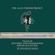 Tales Of Mystery & Imagination - Alan Projec Parsons Compact Disc