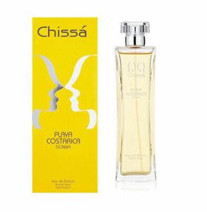 Parfum pour Femme chissà Playa Costa Rica Eau de Parfum 100ml+ Crème Corps 400ml