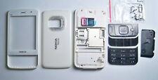 White case Fascia housing cover facia faceplate for Nokia N96