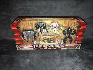 WAR FOR THE SKIES MISB Legends ROTF Revenge of the Fallen Transformers 2009