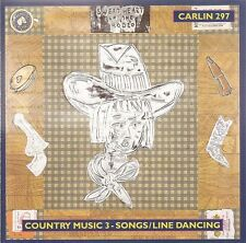 CARLIN 297 - Country Music 3 - Songs / Line Dancing [Carlin]