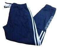 NWT Men's Adidas 3 Stripe Fleece Lined Jogger/Training Pant w/ Pockets