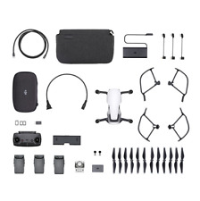 8a7602a6725 DJI Mavic Air - Arctic White Drone - Fly More COMBO Plus Starter Kit