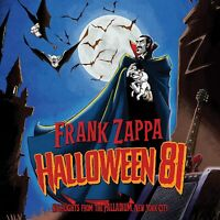 Frank Zappa - Halloween 81 [CD] Sent Sameday*