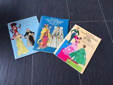 Great Fashion Designs of the Twenties Paper Dolls Tom Tierney Uncut