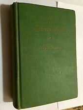 The Fountainhead AYN RAND Early Edition 1943 Hardcover Green Cloth Cover Antique