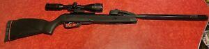 Gamo Swarm Maxxim .177 Caliber Multishot Air Rifle w/3-9x40 AO Scope + extra mag