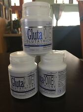 3 BOTTLES ROYALE GLUTATHIONE L- GLUTA POWER (30 CAPSULES)