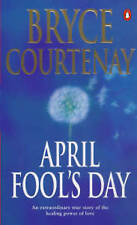April Fool's Day by Bryce Courtenay (Paperback), Like new  free post+ tracking