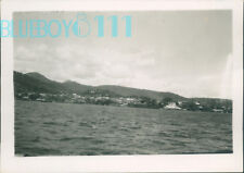 Photo Freetown Sierra Leone From HMS Campania Operation Hurricane 1952 P1