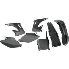 UFO Complete Plastics Kit Black #HOKIT103-001 Honda CR125R/CR250R 2005-2007