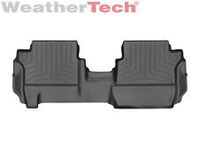 WeatherTech FloorLiner for Ford Transit Connect Wagon - 2014 - 2nd Row - Black