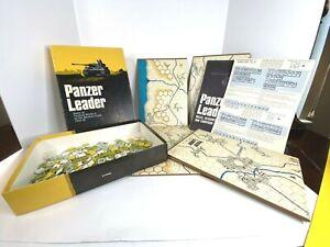 Avalon Panzer Leader 1974 Vintage Tactical Warfare Game