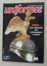 Les Armees De L'Histoire Uniformes – Juillet-Aout 1986
