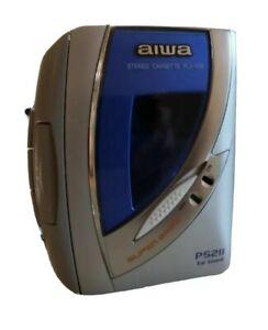 Aiwa PS211 personal cassette player - PARTS