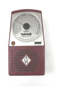 WITTNER TAK TELL Electronic Metronome (bin l)